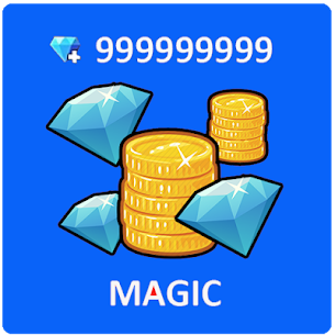 Magic Diamond Free Fire Simulator Free 1