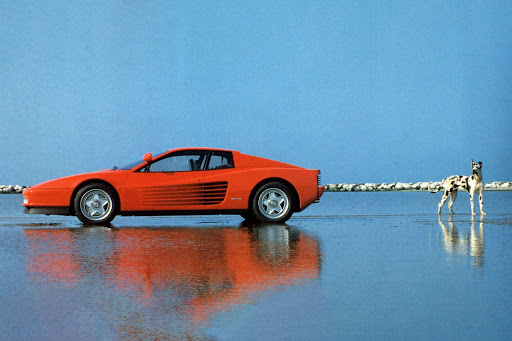 A Love Letter to Ferrari: the Marque's Biggest Moments in Popular Culture