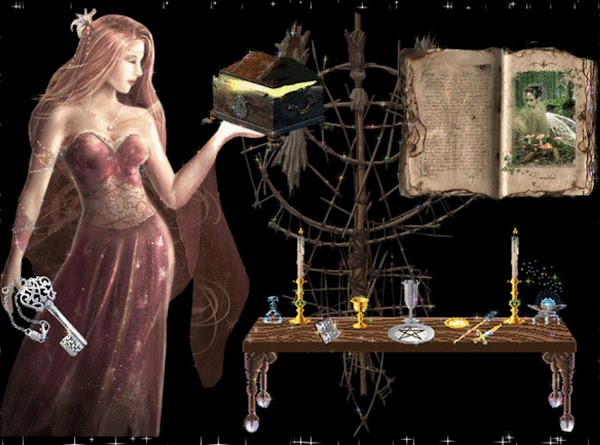 Types Of Witches: Recipe