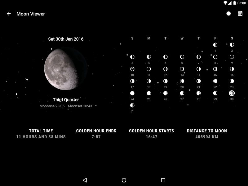 Weather Timeline - Forecast Screenshot 9
