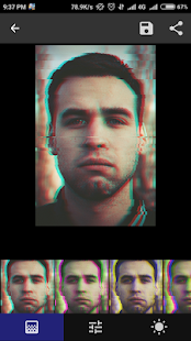 Onetap Glitch - Photo Editor - náhled