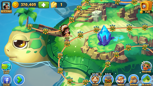 Solitaire - Island Adventure - Tripeaks 2.2.4 screenshots 8