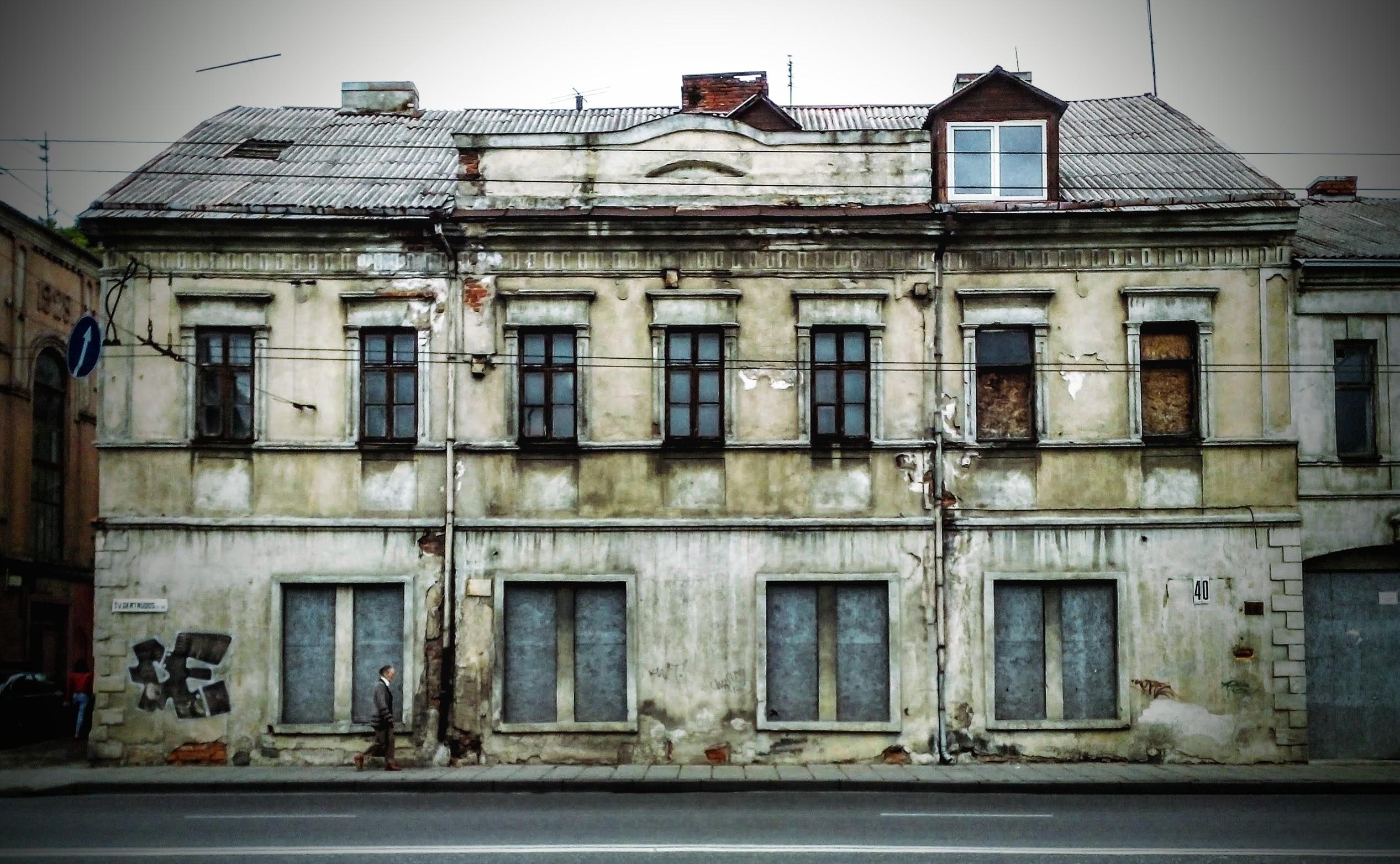 building, Kaunus
