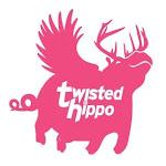 Logo of Twisted Hippo Black Umbrella