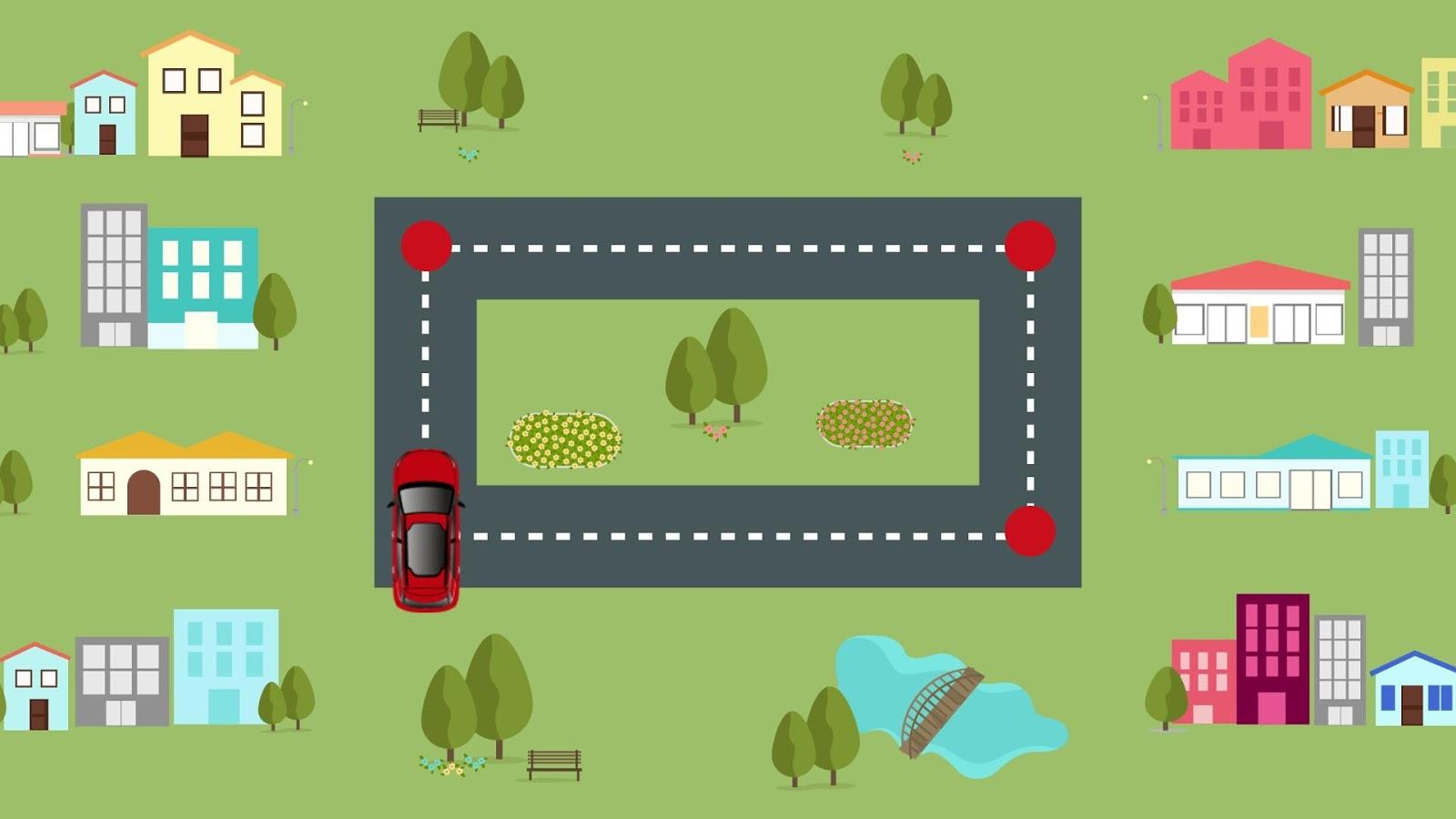 Σχήματα - στιγμιότυπο οθόνης