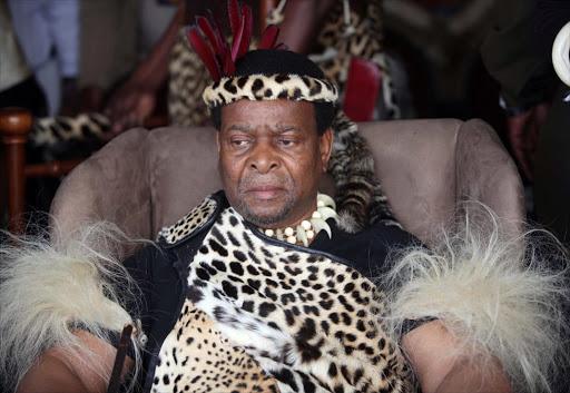 King Goodwill Zwelithini.