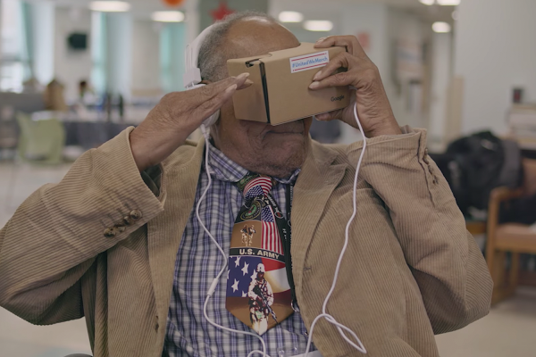 Virtual Veterans Day