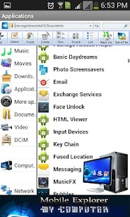 App My Computer Mobile Explorer APK for Windows Phone