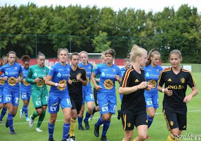"""Red Flame Silke Vanwynsberghe mikt op het allerhoogste met Gent Ladies: """"Titel of Beker? Allebei!"""""""