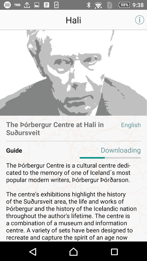 Hali Museum Guide- screenshot