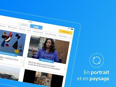 Le Parisien, actualités France v7.1.0 [Subscribed] APK 2
