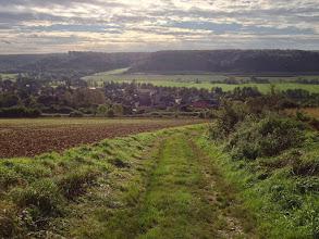 Photo: Ancourt et la vallée de l'Eaulne