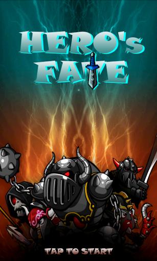 Hero's fate