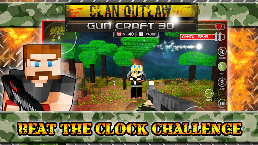 Clan Outlaw: Gun Craft 3D