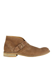 Photo: Farrell Buckle Boot>>  UK>http://bit.ly/Ny9X2M US>http://bit.ly/MubZRX  The Farrell Buckle Boot is a short leather Chukka boot with an instep strap and exclusive buckle. This classic style features a branded embossed sole and the heel has been constructed in such a way to provide maximum comfort. The Farrell Buckle Boot is carefully hand burnished and finished for an authentic look and is available in 2 attractive colours.