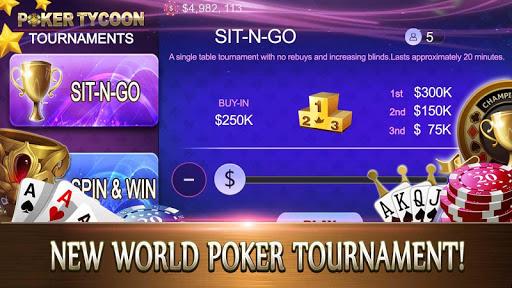 Poker Tycoon screenshot 6