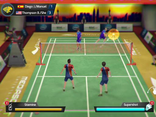 LiNing Jump Smash 15 Badminton 1.3.10 screenshots 2