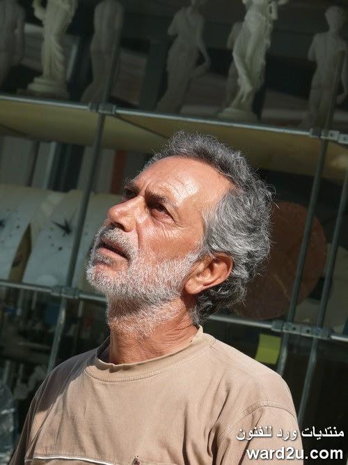 باقه من اعمال المثال السورى Lutfi Romhein
