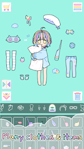 Pastel Girl MOD (Unlimited Money) 6