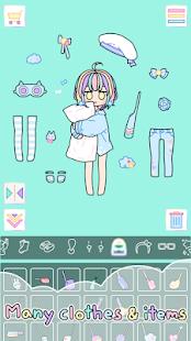 Pastel Girl Screenshot