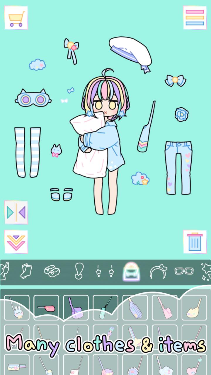 Pastel Girl Mod Apk (Unlimited Money/Diamonds) 6