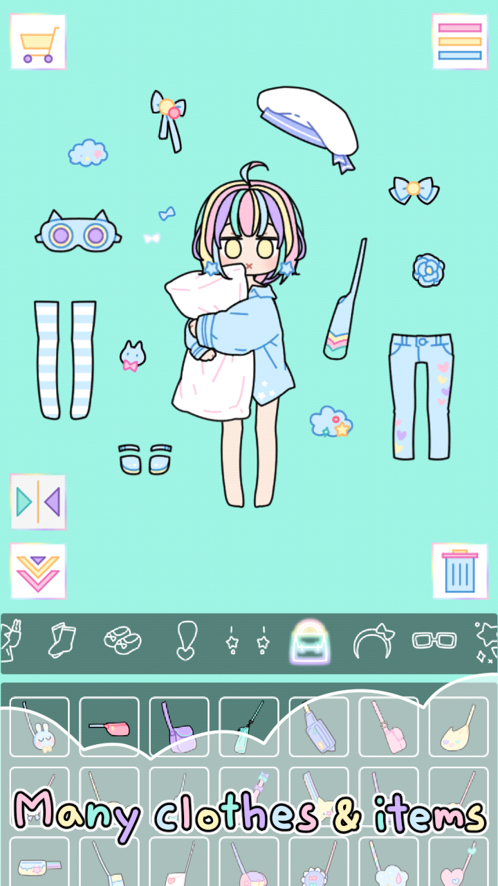 Pastel Girl Screenshot 5