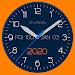 Modern Analog Clock-7 icon