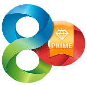 App Icon for GO Launcher Prime (Remove Ads) App in Hong Kong Play Store