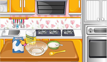 Cake Maker Story -Cooking Game 1.0.0 screenshot 339525