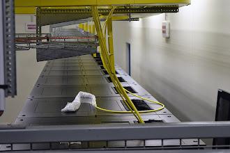 Photo: Câblage réseau optique et cuivre #datacenter