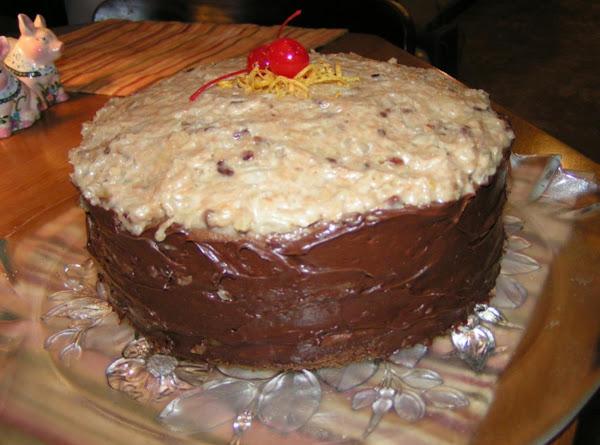 Chocolate Paradise Cake - Dee Dee's Recipe