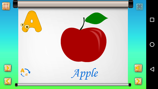 Kids Preschool Learning Games and Learn Alphabets- screenshot thumbnail