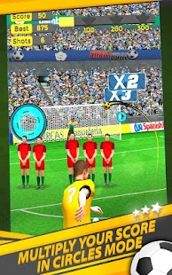 Shoot Goal - World Cup Soccer- screenshot thumbnail