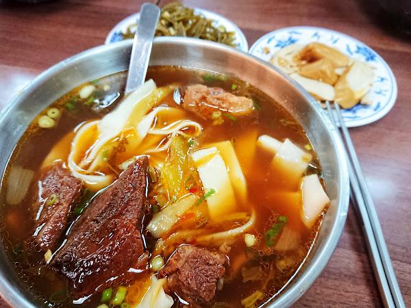 老山東牛肉麵- 許多人的共同回憶 七十年歷史的家常麵 必比登推介 @台北西門町