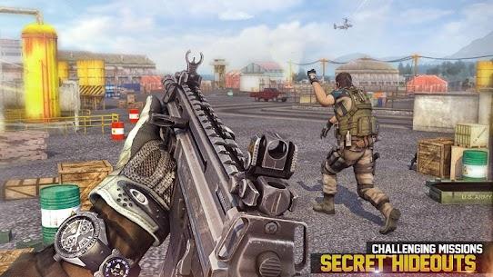 FPS Encounter Shooting 2019: New Shooting Games 9