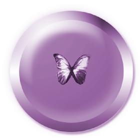 Soft Butterfly Clock Widget
