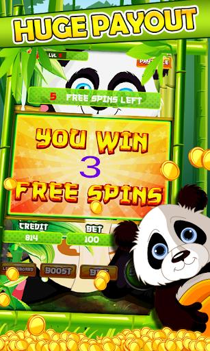 Slot Machine: Panda Slots 2.1 screenshots 7