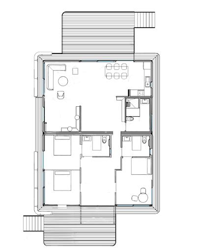Plan 150 habitat