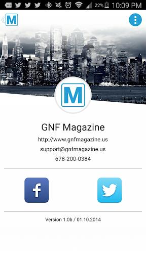 GNF Magazine
