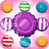 Candy Sweet Jam: Match3 Puzzle