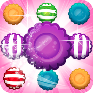 Candy Sweet Jam: Match3 Puzzle for PC and MAC