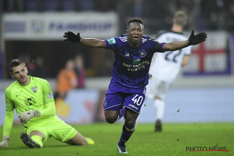 Anderlecht l'emporte timidement face à Eupen