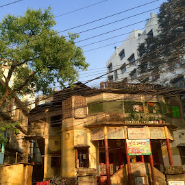 Old home  by Shahed Arefeen - Buildings & Architecture Decaying & Abandoned ( old house, architect, building, abandon, decay )