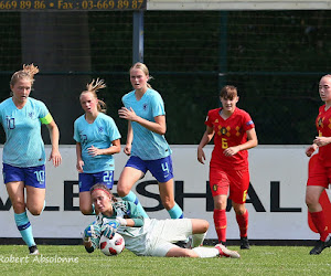 Genk hofleverancier in selectie Flames U19