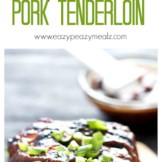 Apple Butter Pork Tenderloin