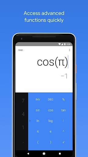 Calculator 7.4.1 (4452929) screenshots 2