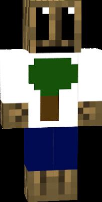 Hes a tree, man