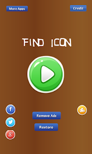 Find Icon -with suggested icon - náhled