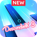 Magic Tiles Descendants 3 Piano icon