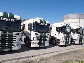 Photo: LANFER Hamm, Hafen.    -----> just take a look and enjoy www.truck-pics.eu